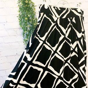Gorgeous Vintage Maxi Skirt